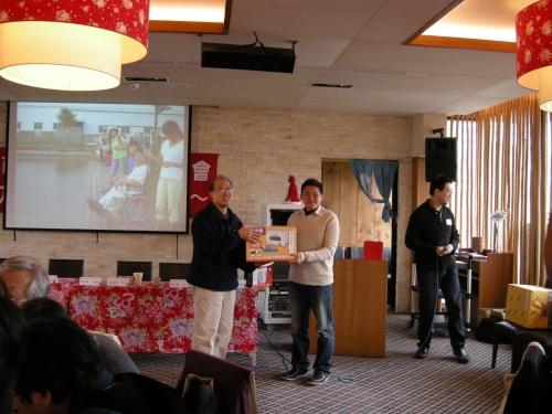 【2009.12.20】台中市校友會第六屆第2次會員大會