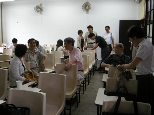 【2010.10.23】23屆物理系同學會