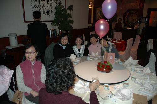 同學會晚宴