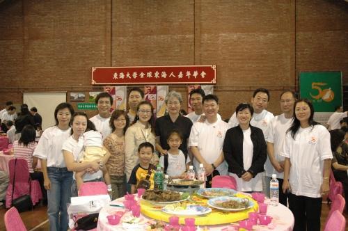 香港校友返校慶賀