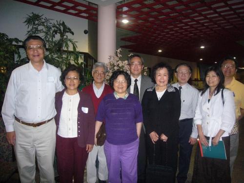 【美國】2008年校友訪問