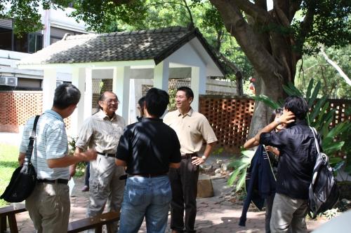 【2009.10.31】景觀系系友會