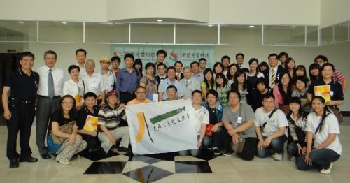 【2011.05.11】校友總會企業參訪