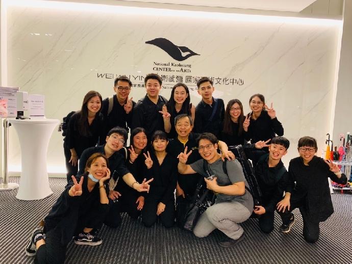 東海大學音樂系電子管風琴交響樂團於高雄衛武營演出成功