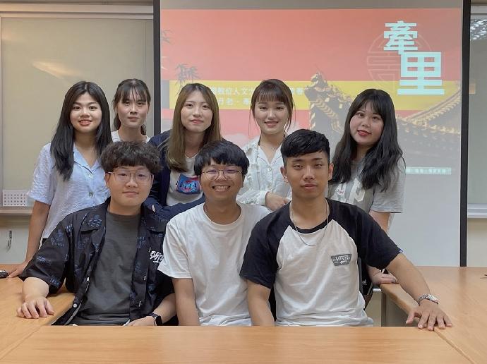 賀東海大學學生「智慧月老」獲全國數位人文大數據賽第一名、最佳人氣獎