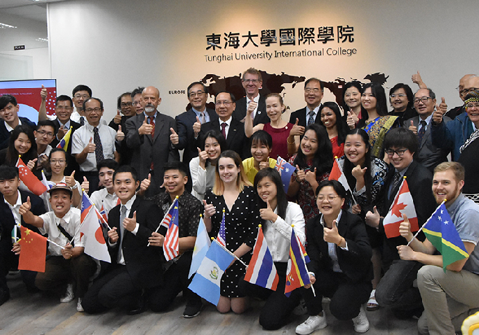 延續創校國際DNA 東海大學鏈結全球 培養世界級人才