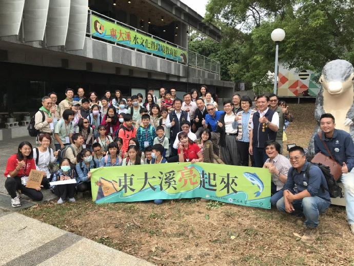 用行動為社會創造共好價值,東海大學獲得台灣永續行動獎四金一銀