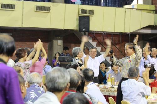 傑出校友表揚大會暨校友返校日餐會-57週年