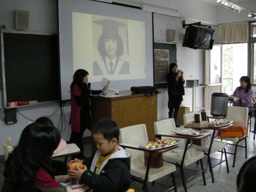 【2010.12.25】32屆外文系20週年同學會