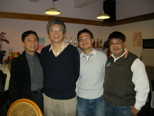 【2010.01.09】第39屆政治系同學會