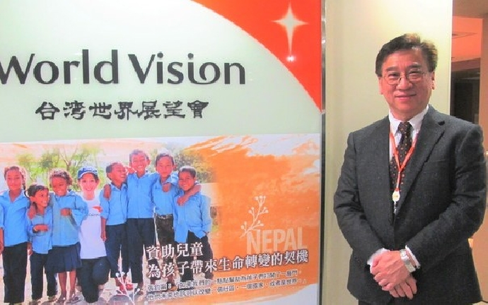 王偉華(22屆工工系)前東海博雅書院院長  新任台灣世界展望會會長 | 基督教論壇報