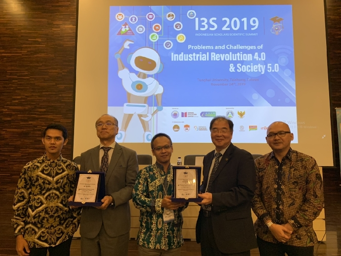 IS3 2019在臺印尼研究生學術論壇圓滿落幕