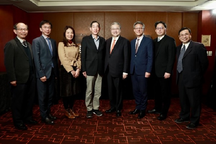 本校推廣FinTech與MarTech宣布成立「智慧金融與行銷講座」