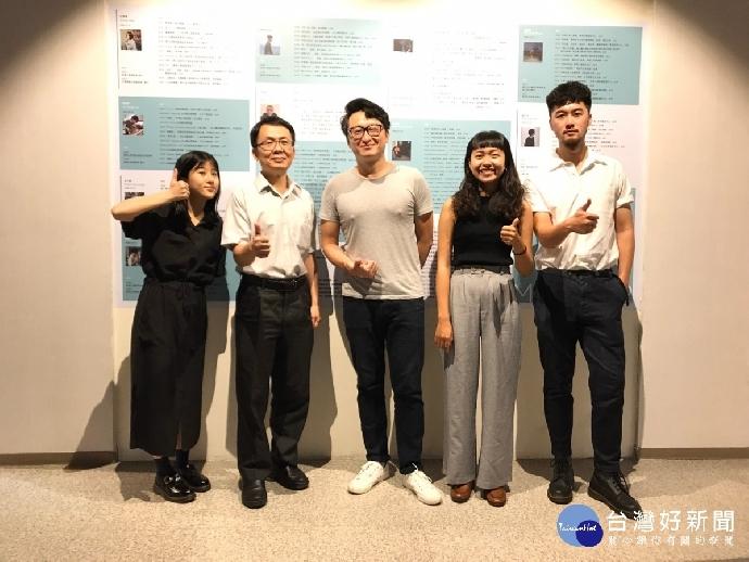 美術系「MURMUR」受邀至國立彰化生活美學館展出