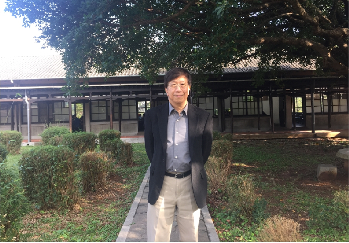 校友專訪:跨越挑戰的門檻,高能物理的領航者-彭仁傑